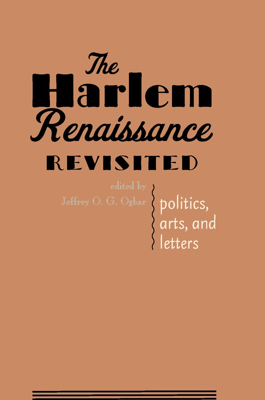 The Harlem Renaissance Revisited – Politics, Arts, and Letters crossroads revisited cd