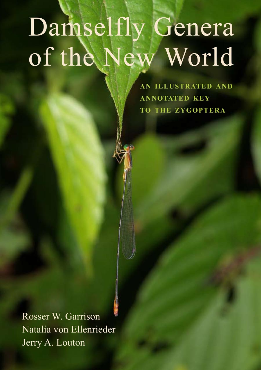 Damselfly Genera of the New World – An Illustrated and Annotated Key to the Zygoptera the annotated sense and sensibility