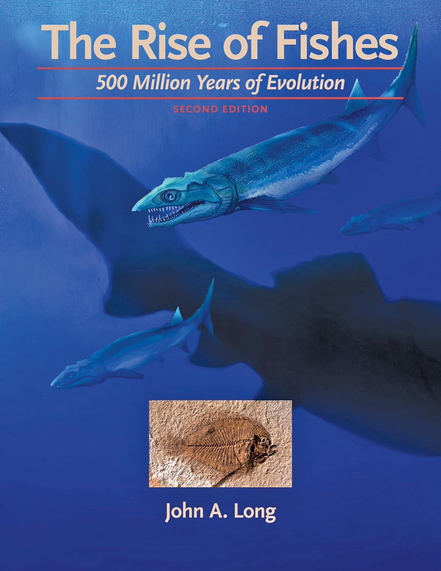 The Rise of Fishes – 500 Million Years of Evolution 2e the german issue 2e