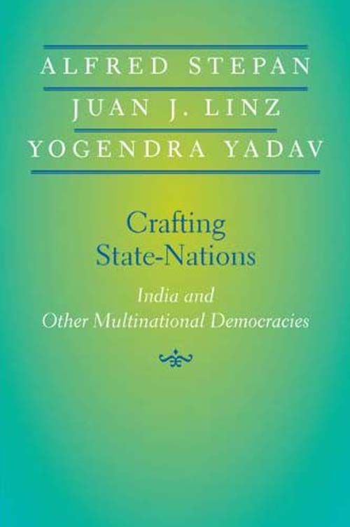 Crafting State–Nations – India and Other Multinational Democracies кухонные аксессуары tony and india colle ii