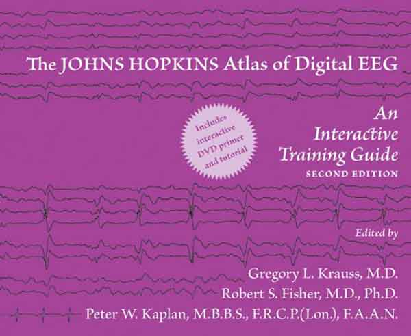 The Johns Hopkins Atlas of Digital EEG – An Interactive Training Guide 2e johns sm 781