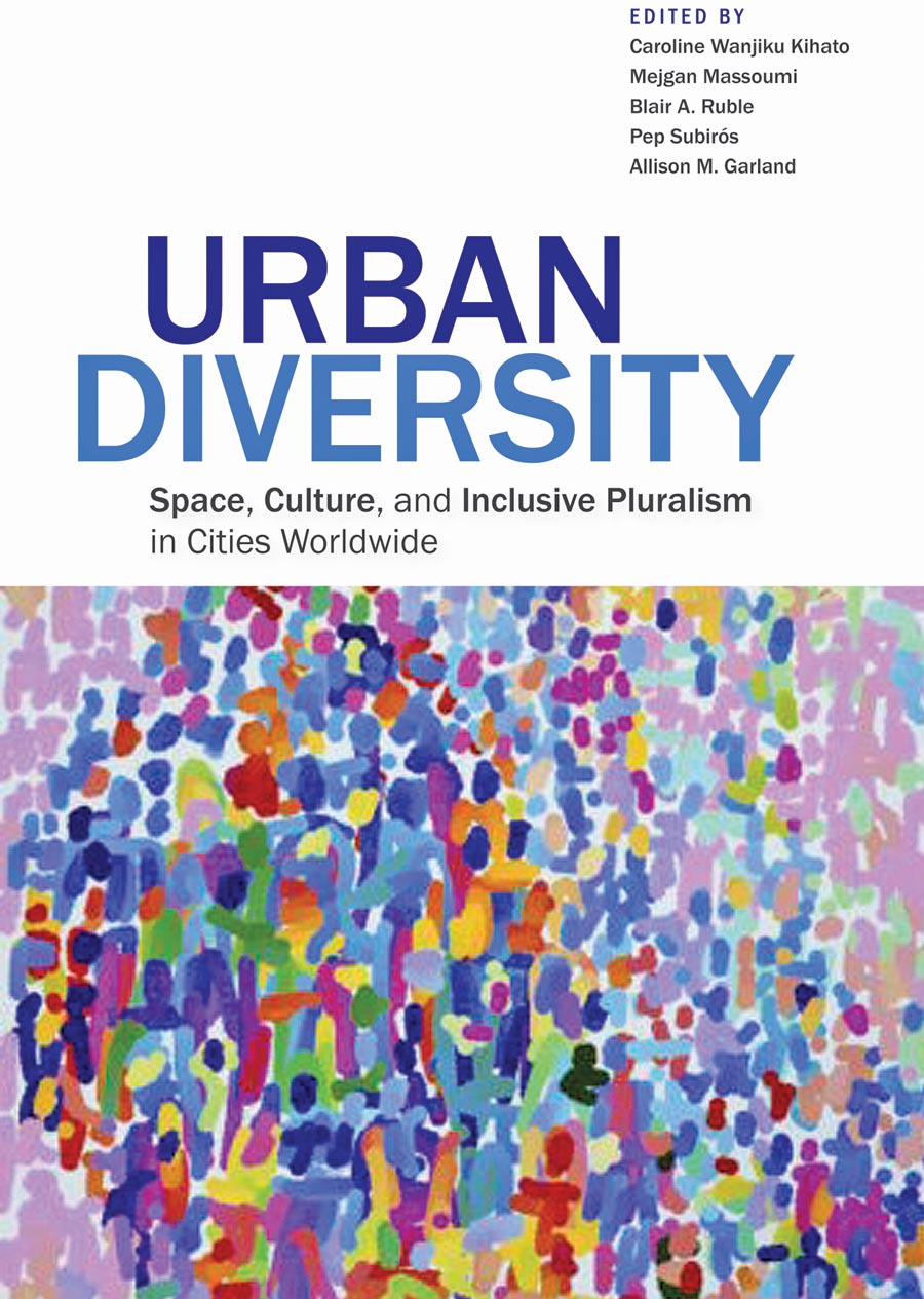 цена на Urban Diversity – Space, Culture and Inclusive Pluralism in Cities Worldwide