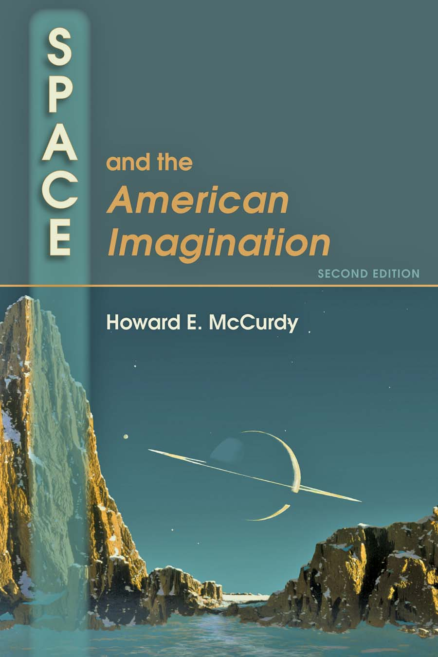Space and the American Imagination 2e imagination