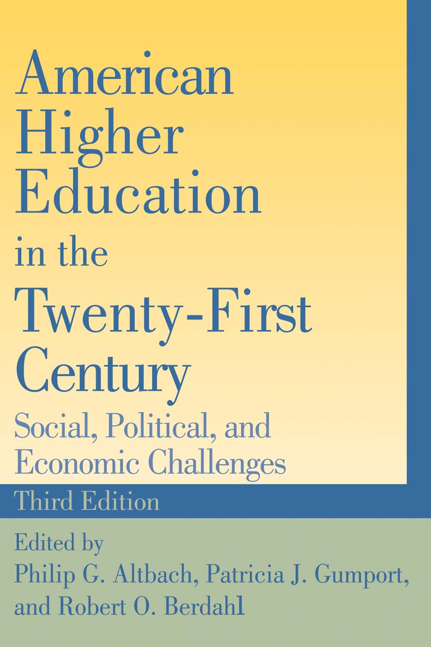 American Higher Education in the Twenty–First Century – Social, Political and Economic Challenges 3e new england textiles in the nineteenth century – profits