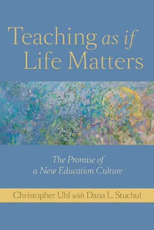 Teaching as if Life Matters – The Promise of a New  Education Culture светильник подвесной lucide cliff цвет коричневый e27 40 вт 61455 50 41