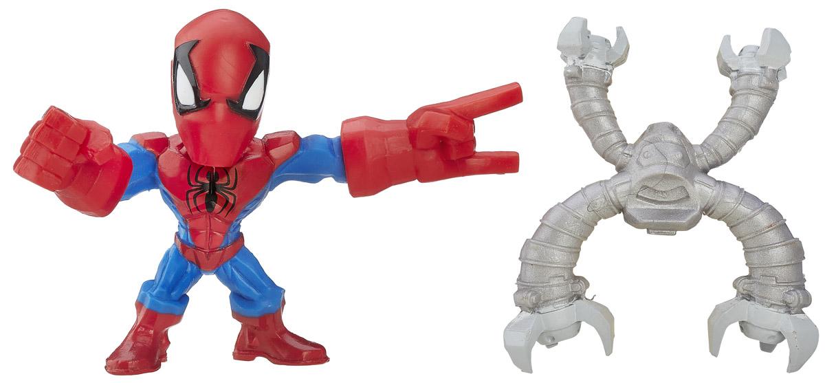 Hero Mashers Фигурка Spider-Man hero mashers разборная фигурка a bomb