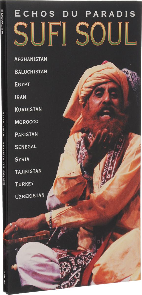 Sufi Soul. Echos Du Paradis (2 CD) цена 2017