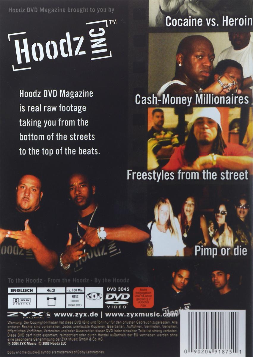 Hoodz:  DVD Magazine:  Issue 1 Hoodz