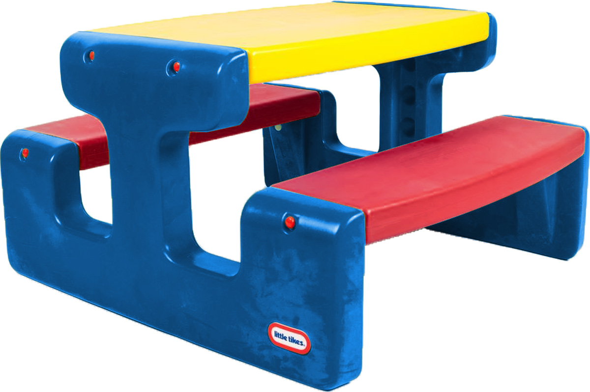 Little Tikes Игровой комплекс Grande Table Picnic
