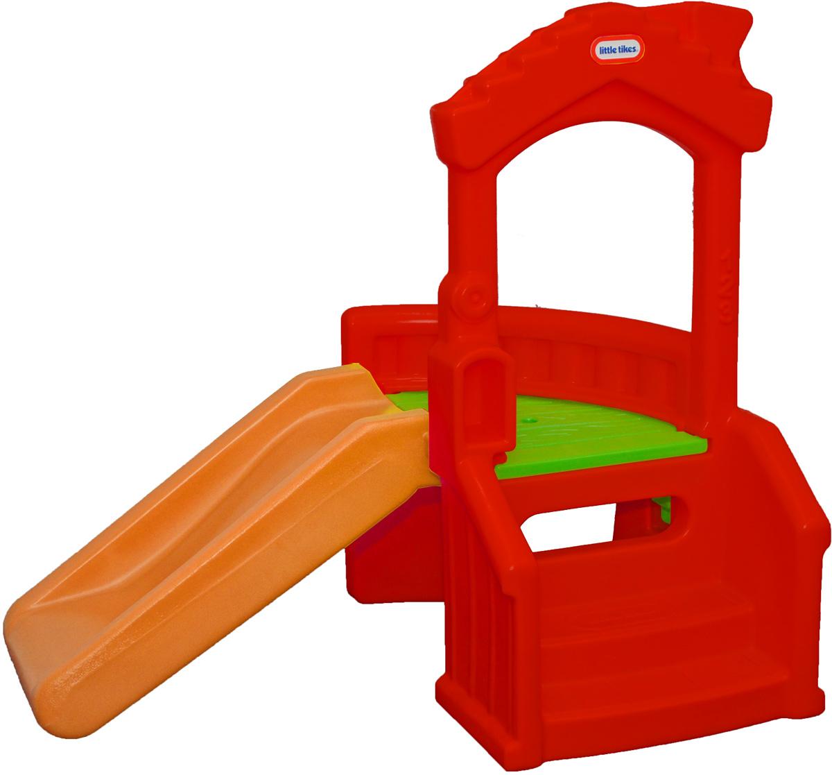 Little Tikes Игровой комплекс Climb & Slide Playhouse little tikes матрас для пеленания little tikes