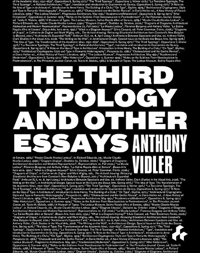 Third Typology and Other Essays essays ancient and modern
