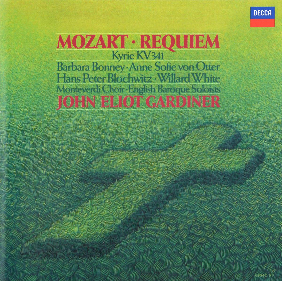Джон Элиот Гардинер,The English Baroque Soloists John Eliot Gardiner. Mozart. Requiem / Kyrie KV 341 mozart requiem