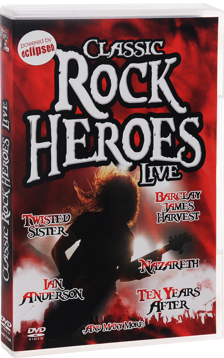 Classic Rock Heroes Live i found you