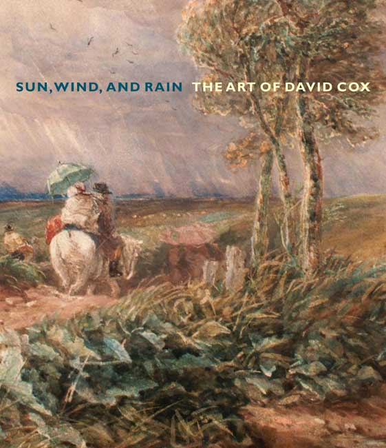 Sun, Wind and Rain: The Art of David Cox turbulence effect on wind rain station