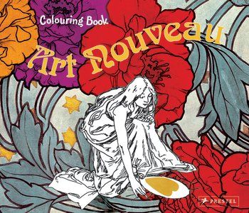 Coloring Book: Art Nouveau alexander mishkin how to stay young it