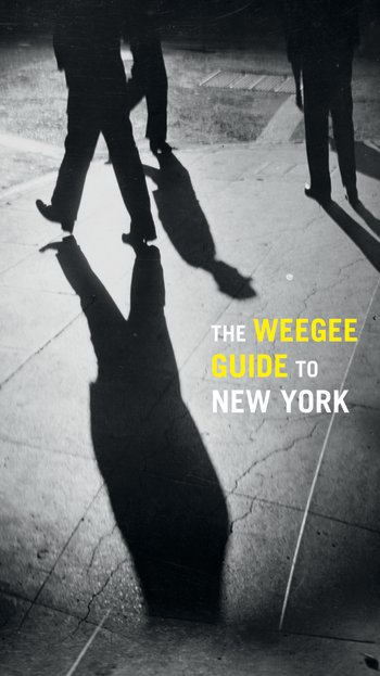 The Weegee Guide to New York dk eyewitness top 10 travel guide scotland