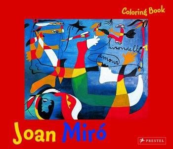 Coloring Book: Joan Miro