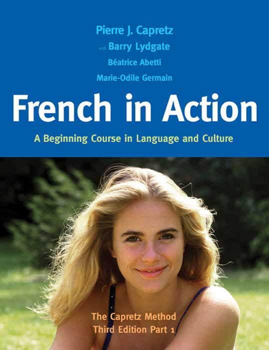 French in Action, Textbook, Part 1