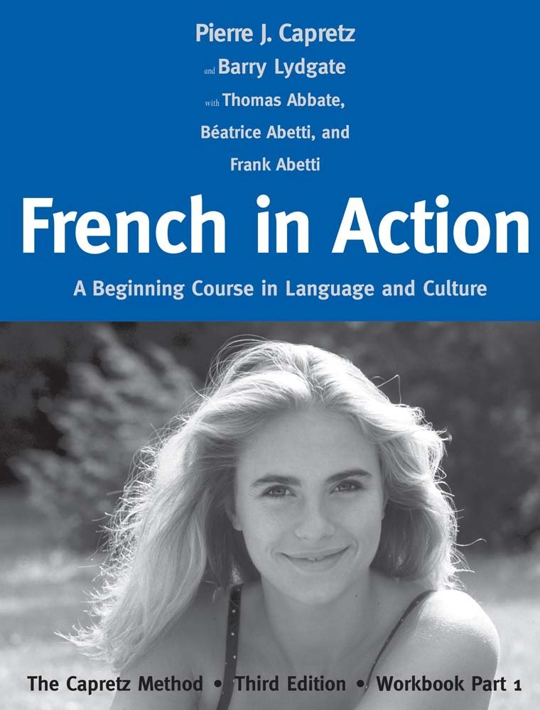 French in Action, Workbook, Part 1 david wiedemer the aftershock investor a crash course in staying afloat in a sinking economy