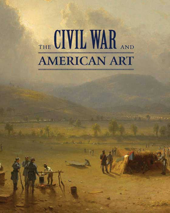 Civil War and American Art pictorial field book of the civil war v 3