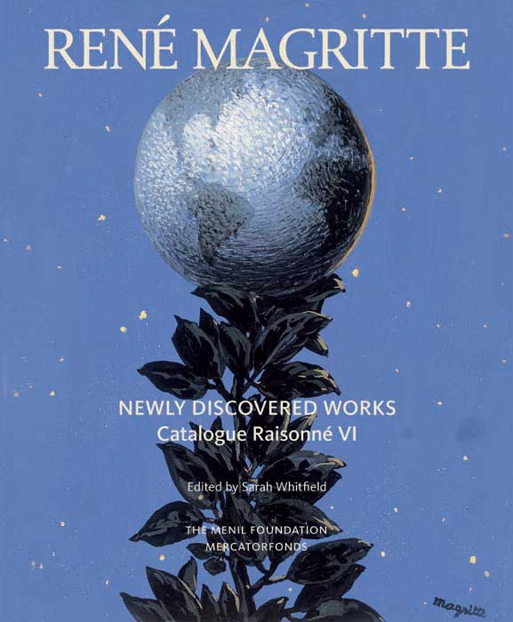 Rene Magritte: Newly Discovered Works the collected works of ken wilber volume 6