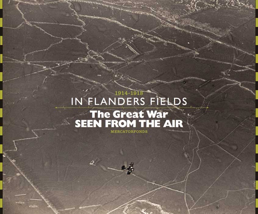 In Flanders Fields the war of the worlds and the war in the air