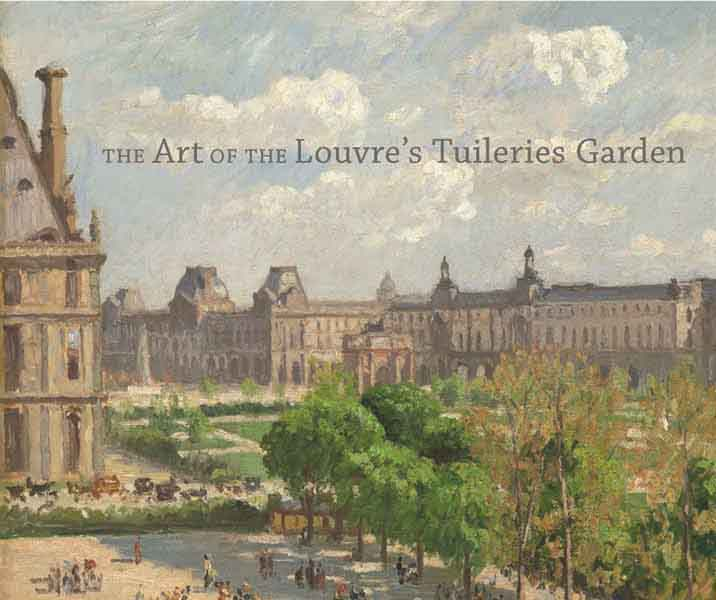 Art of the Louvre's Tuileries Garden