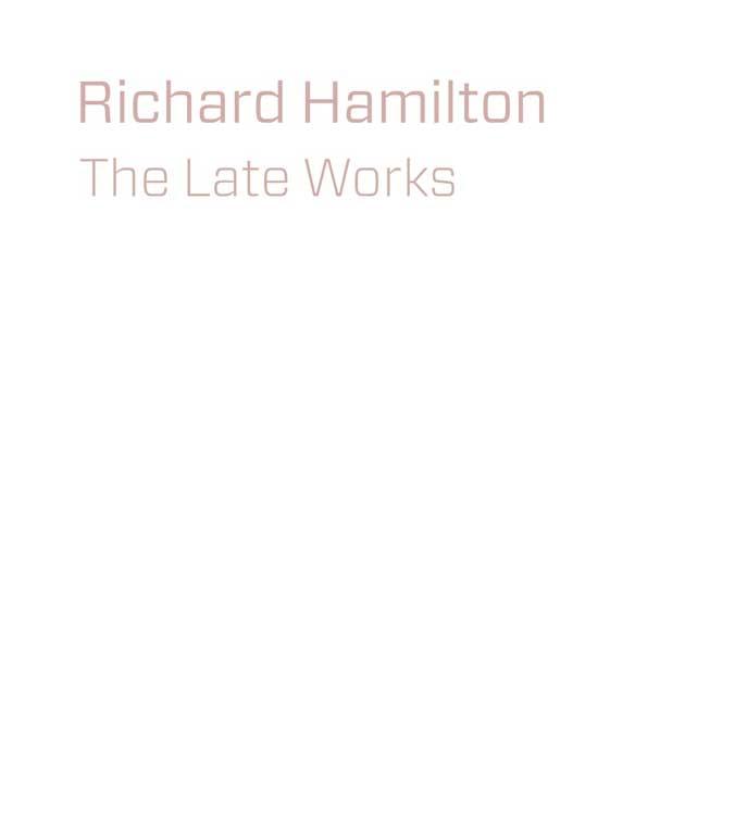 Richard Hamilton the art of the italian renaissance