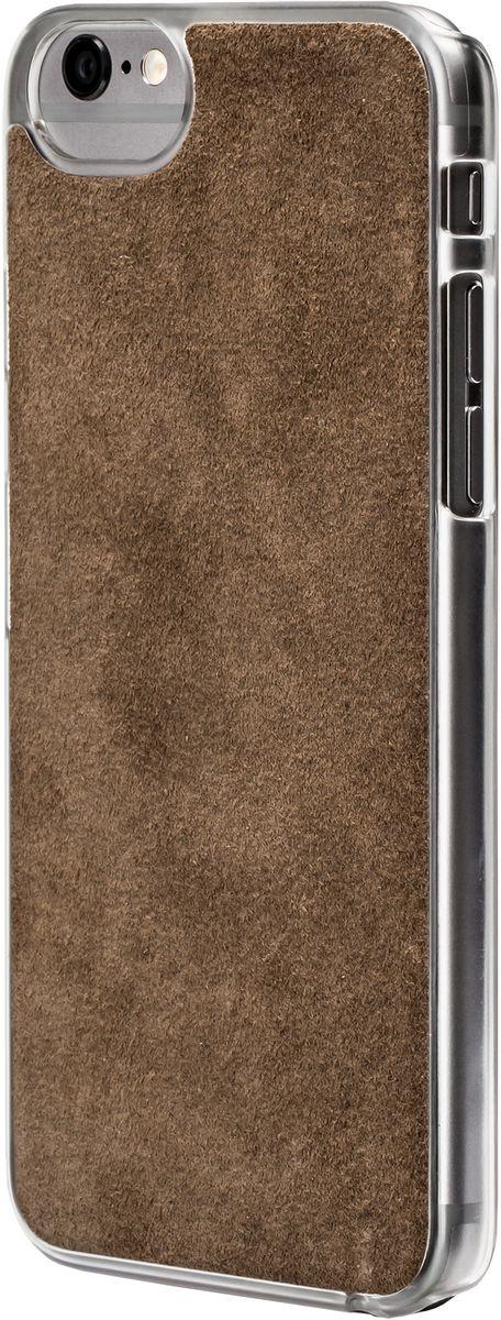 uBear Art Case чехол для iPhone 6/6s, Gray gumai silky case for iphone 6 6s black