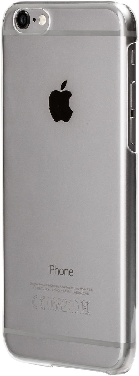 uBear Tone Case чехол для Apple iPhone 6 Plus/6s Plus, Clear