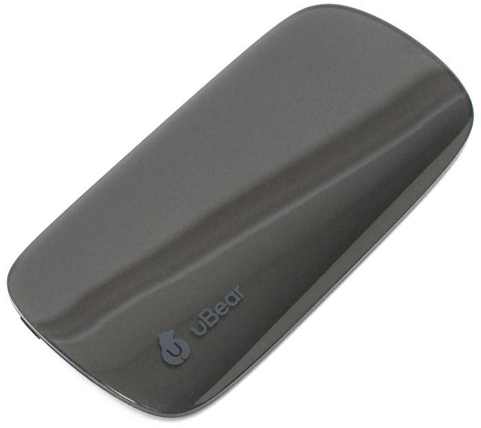 uBear 3000, Black внешний аккумулятор (пластиковый корпус)