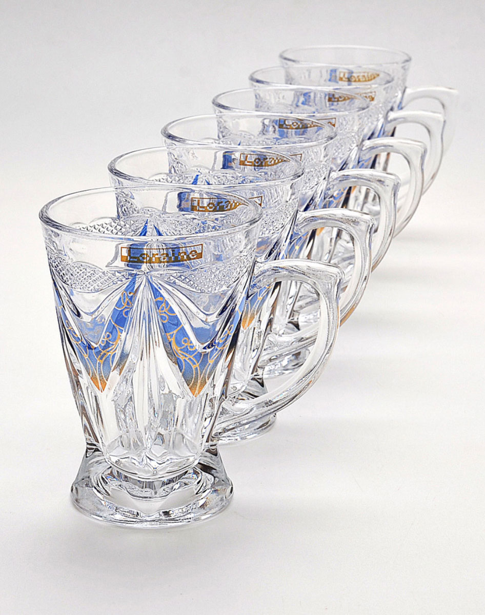 Набор стаканов для глинтвейна Mayer & Boch Loraine, 6 шт. 20223