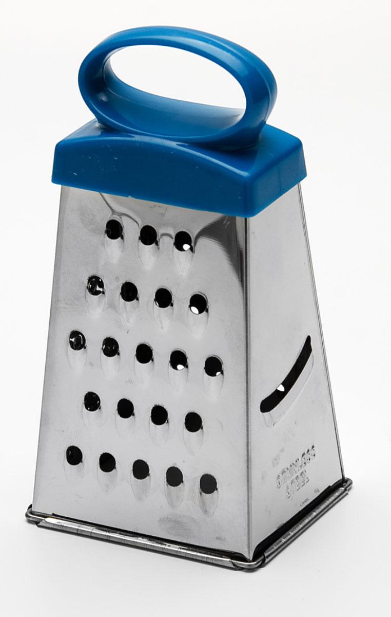 Мини-терка Mayer & Boch. 2332723327Замечательна для быстрого и простого трения и нарезки на ломтики всех обычных видов продуктов. Изготовлена из первоклассной нержавеющей стали и прочной пластмассы. Противоскользящая обработка для безопасного использования