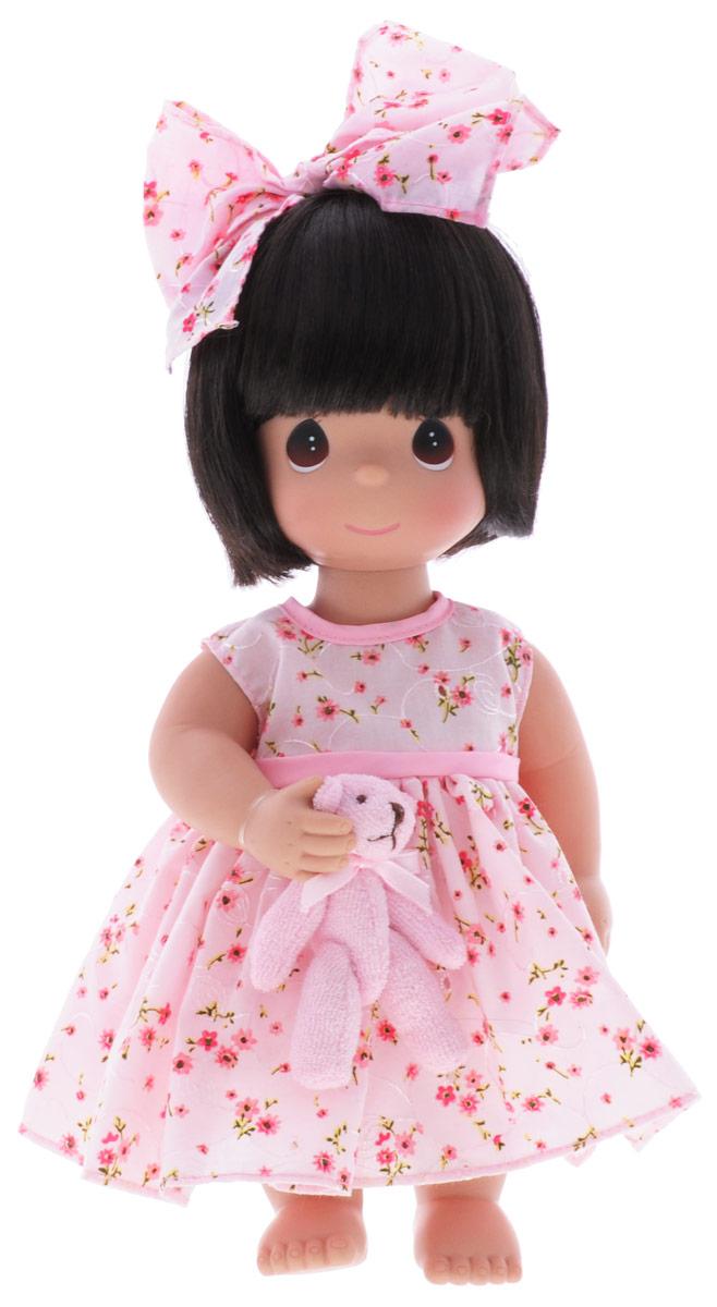 Precious Moments Кукла Босоногая брюнетка куклы и одежда для кукол precious кукла балерина рыжая 30 см