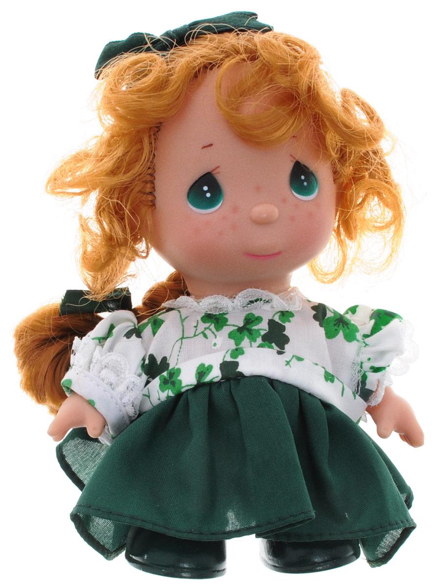 Precious Moments Мини-кукла Март precious moments мини кукла бабочка цвет наряда розовый сиреневый