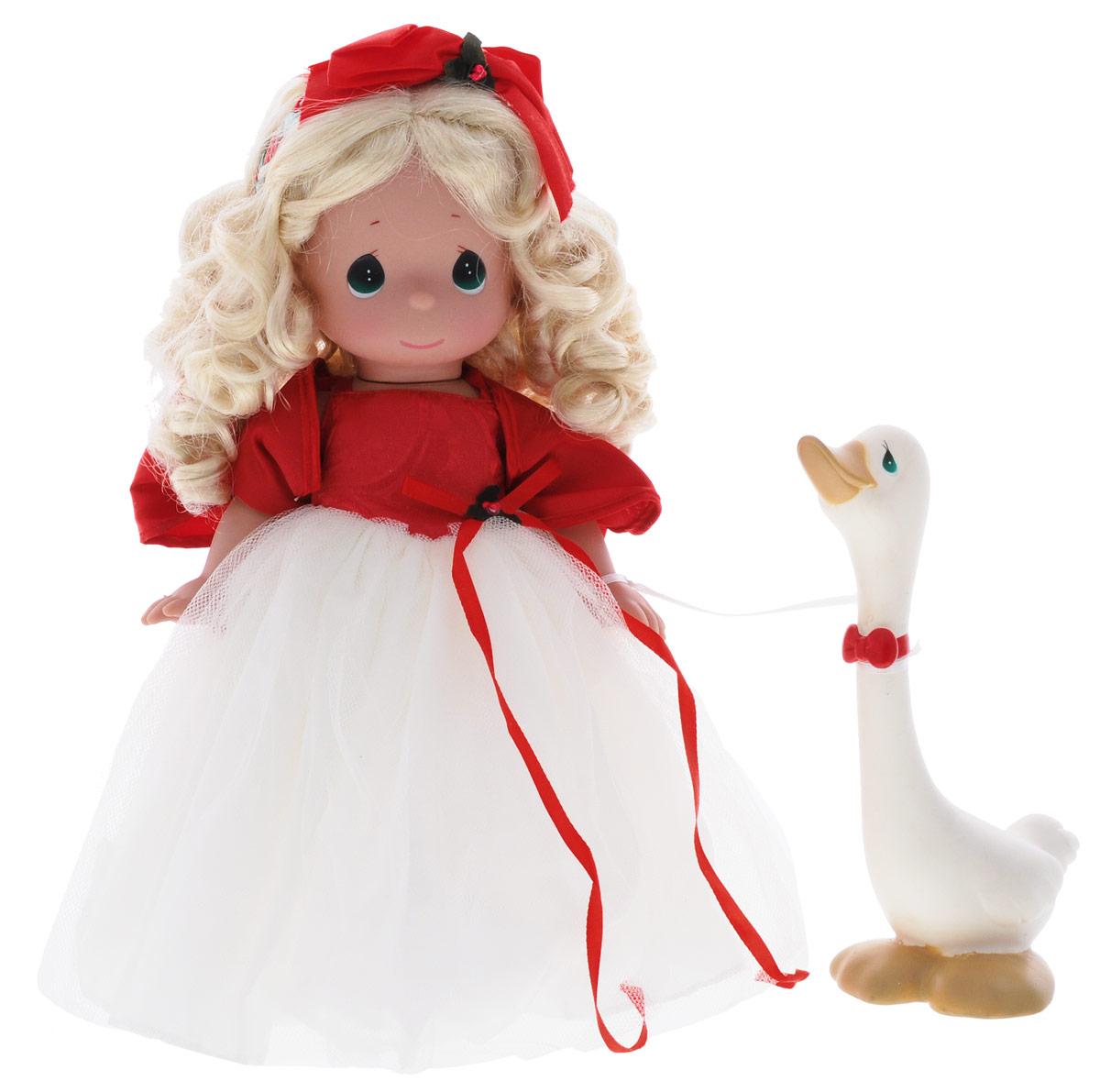 Precious Moments Кукла Сезон радости блондинка куклы и одежда для кукол precious кукла пастушка в розовом 14 см