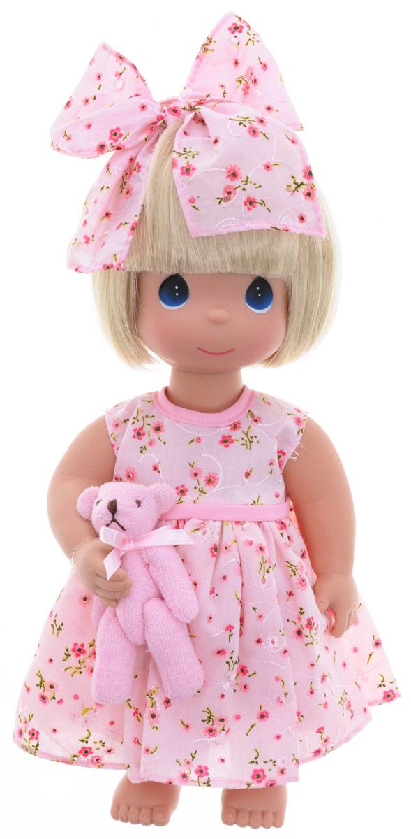 Precious Moments Кукла Босоногая блондинка куклы и одежда для кукол precious кукла балерина рыжая 30 см
