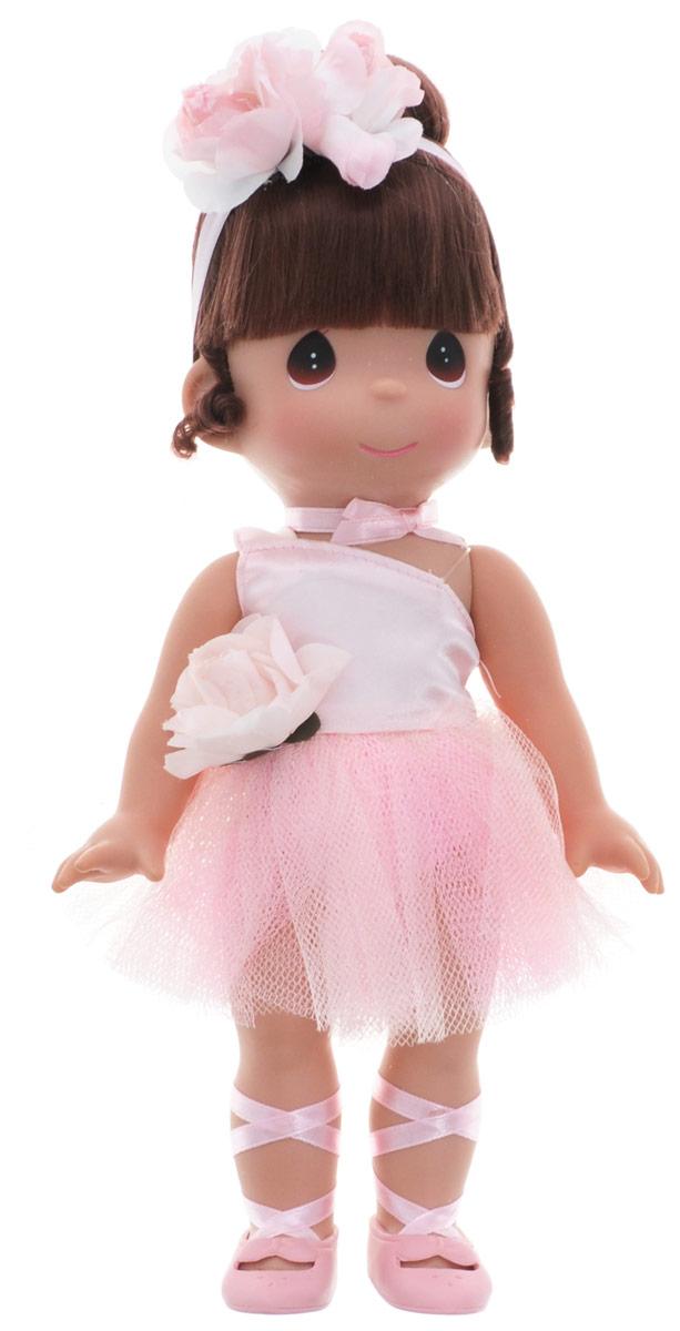 Precious Moments Кукла Балерина цвет волос темный куклы и одежда для кукол precious кукла с зонтиком 30 см