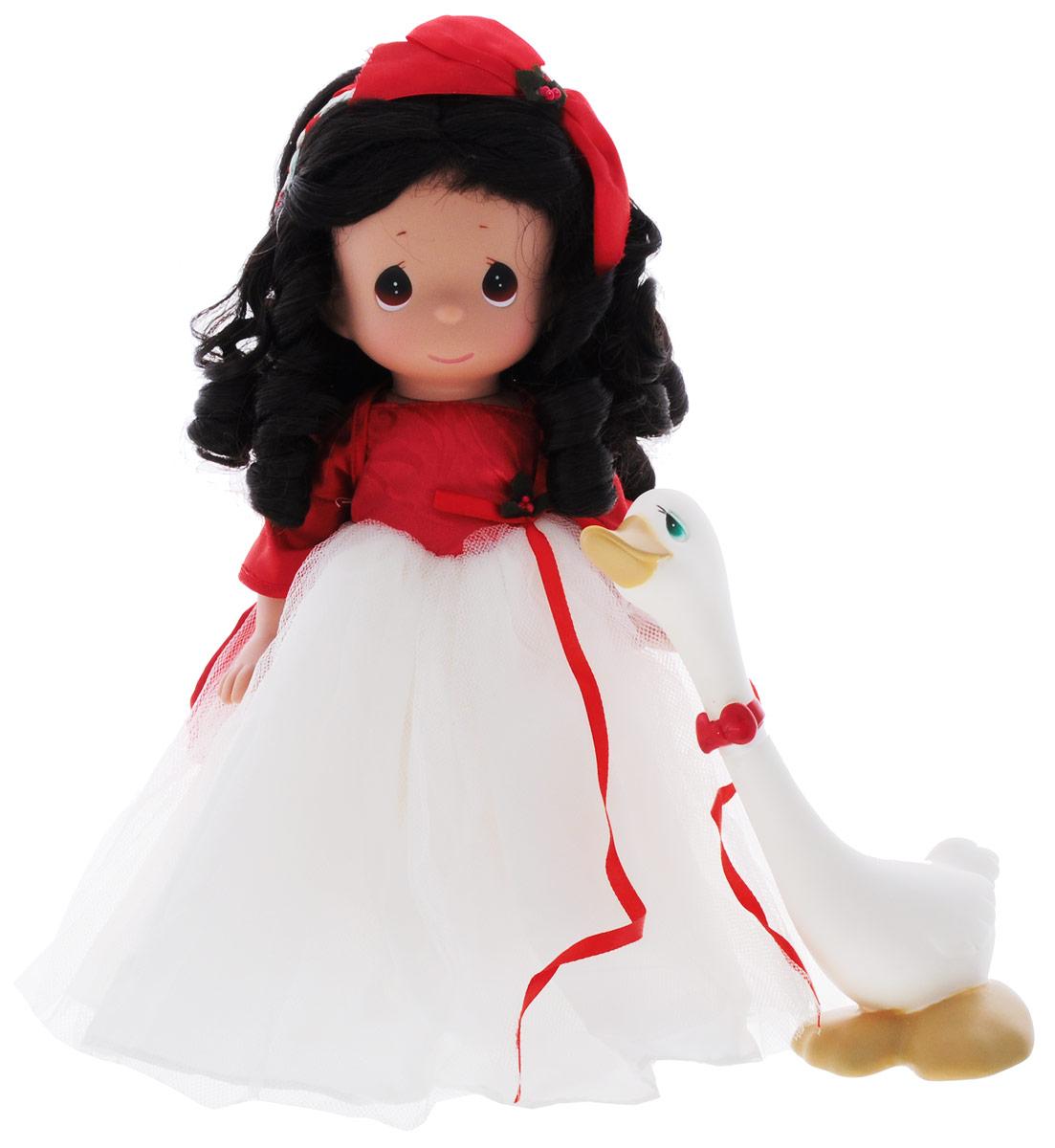 Precious Moments Кукла Сезон радости брюнетка