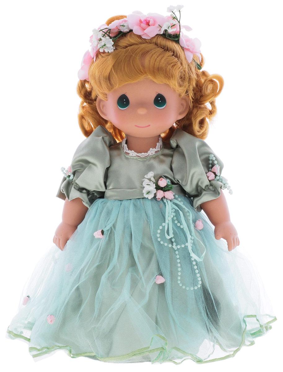 Precious Moments Кукла Красотка цвет волос рыжий куклы и одежда для кукол precious кукла мой принц придет 30 см