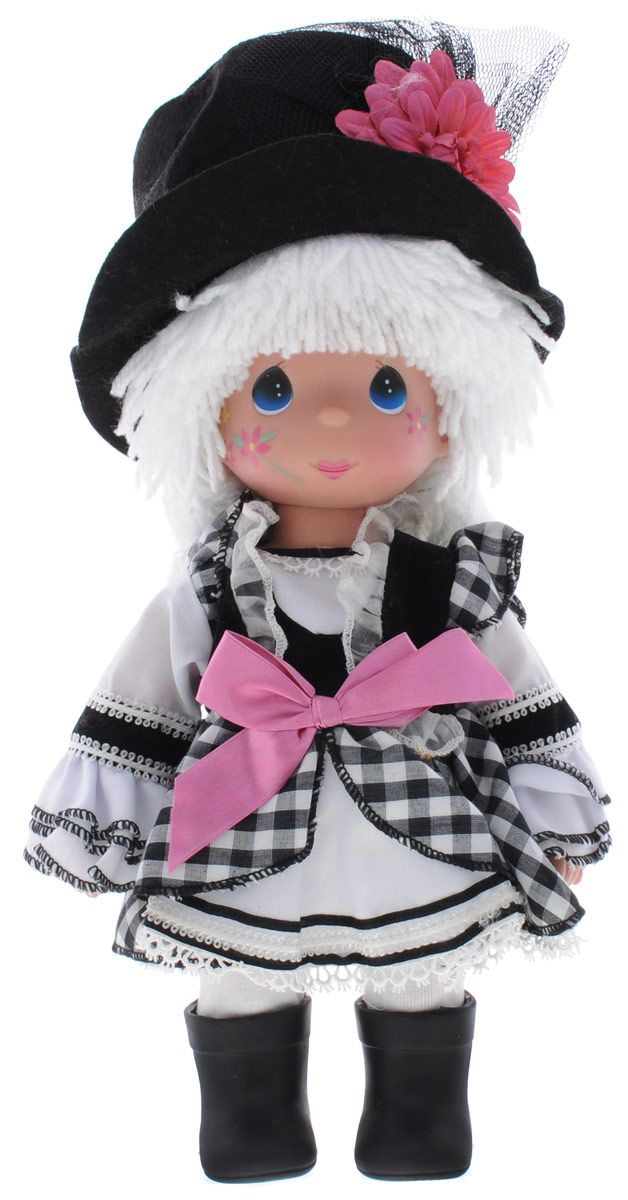 Precious Moments Кукла Клоун девочка