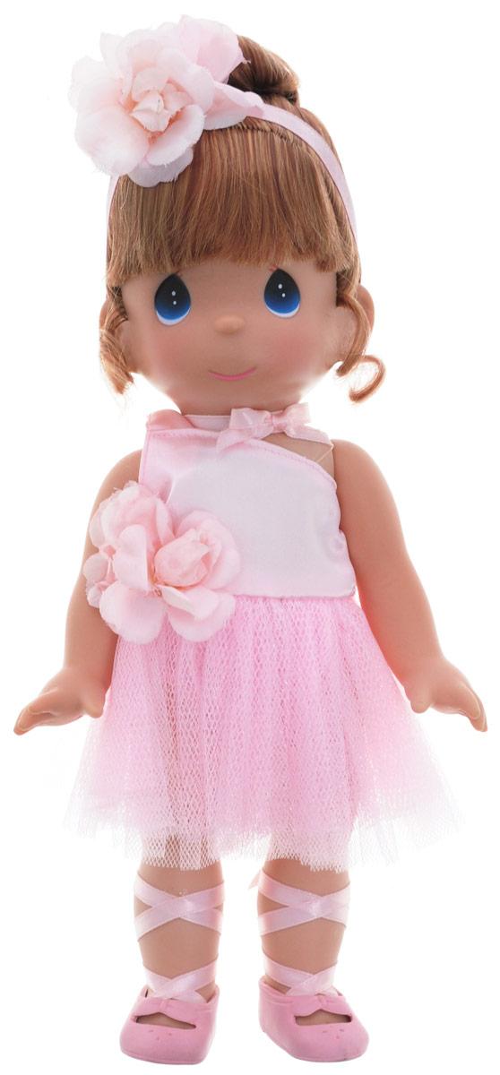 Precious Moments Кукла Балерина цвет волос рыжий куклы и одежда для кукол precious кукла с зонтиком 30 см
