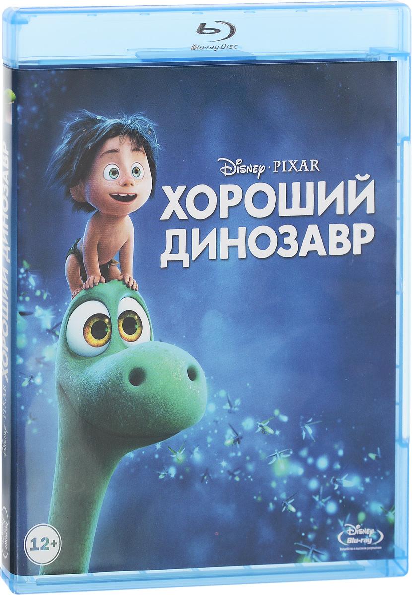 Хороший динозавр (Blu-ray) art of pixar