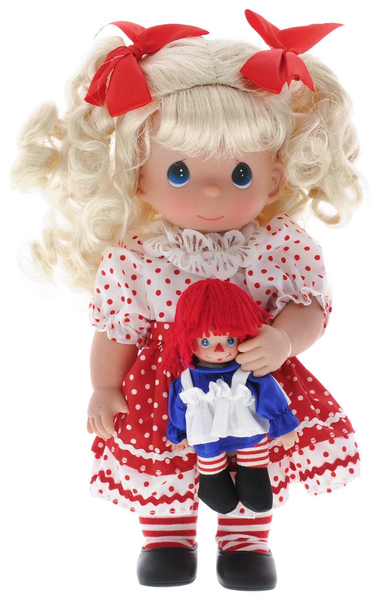 Precious Moments Кукла Тряпичная Энни куклы и одежда для кукол precious кукла мой принц придет 30 см