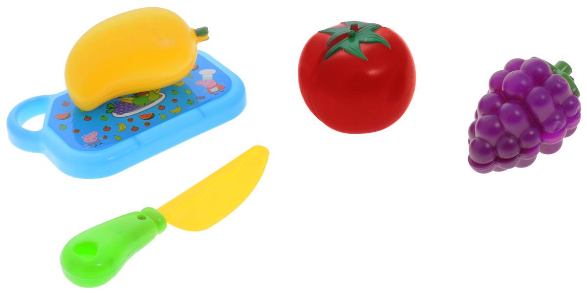 Peppa Pig Игрушечный набор фруктов и овощей набор игровой peppa pig 10 см