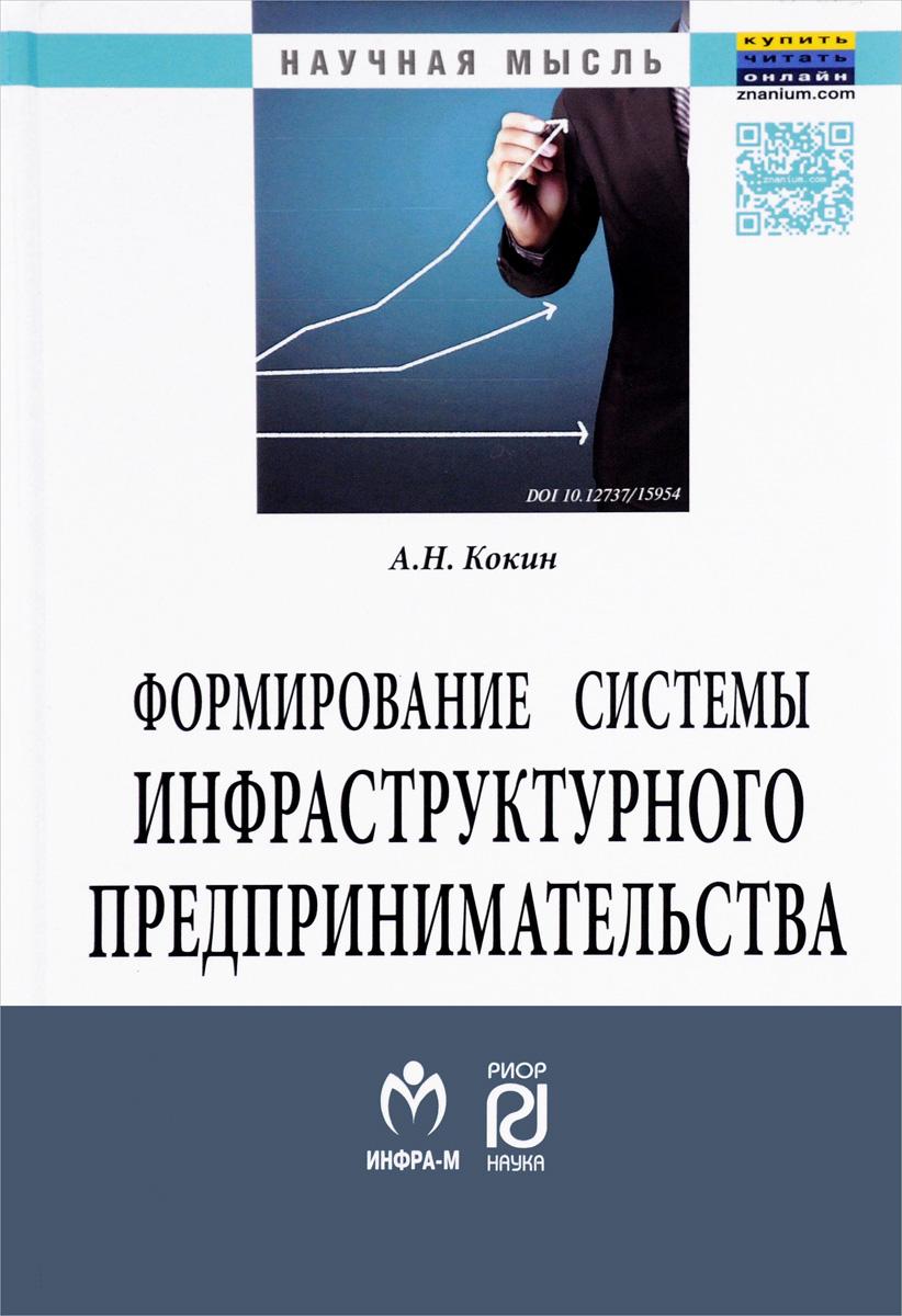 Формирование системы инфраструктурного предпринимательства. А. Н. Кокин