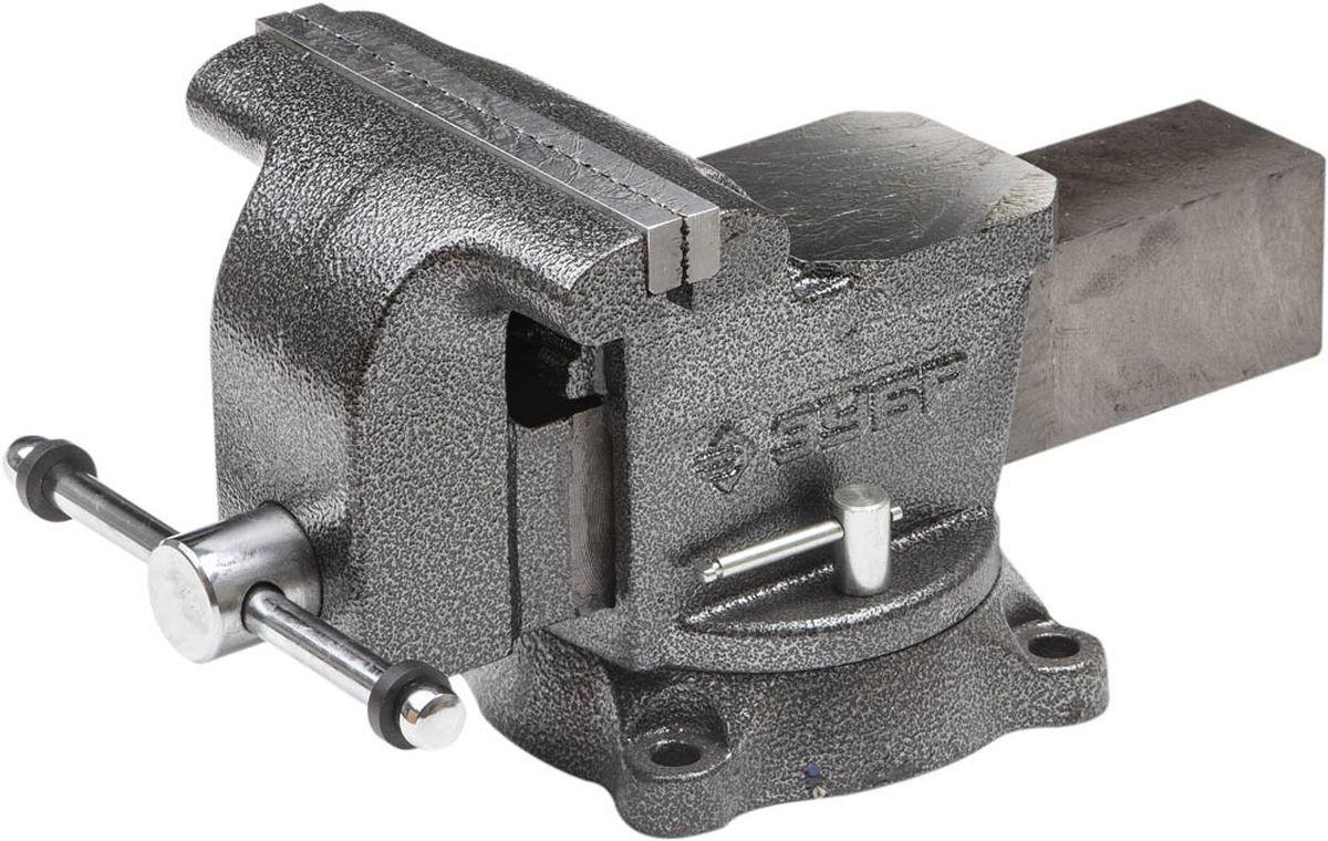 Тиски Зубр Мастер слесарные, поворотные, 20 см3258-200Слесарные поворотные тиски Зубр Мастер применяются для надежной фиксации обрабатываемого материала. При помощи поворотного механизма можно повернуть тиски в удобное для пользователя положение. Отверстия на опорной платформе обеспечивает надежное крепление тисков на верстаке.Ширина губок: 20 см.