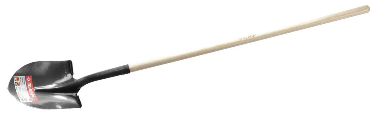 Лопата ЗУБР Мастер ФАВОРИТ садовая, 295x215x1500 мм садовая детская лопата truper pcl kid 19712