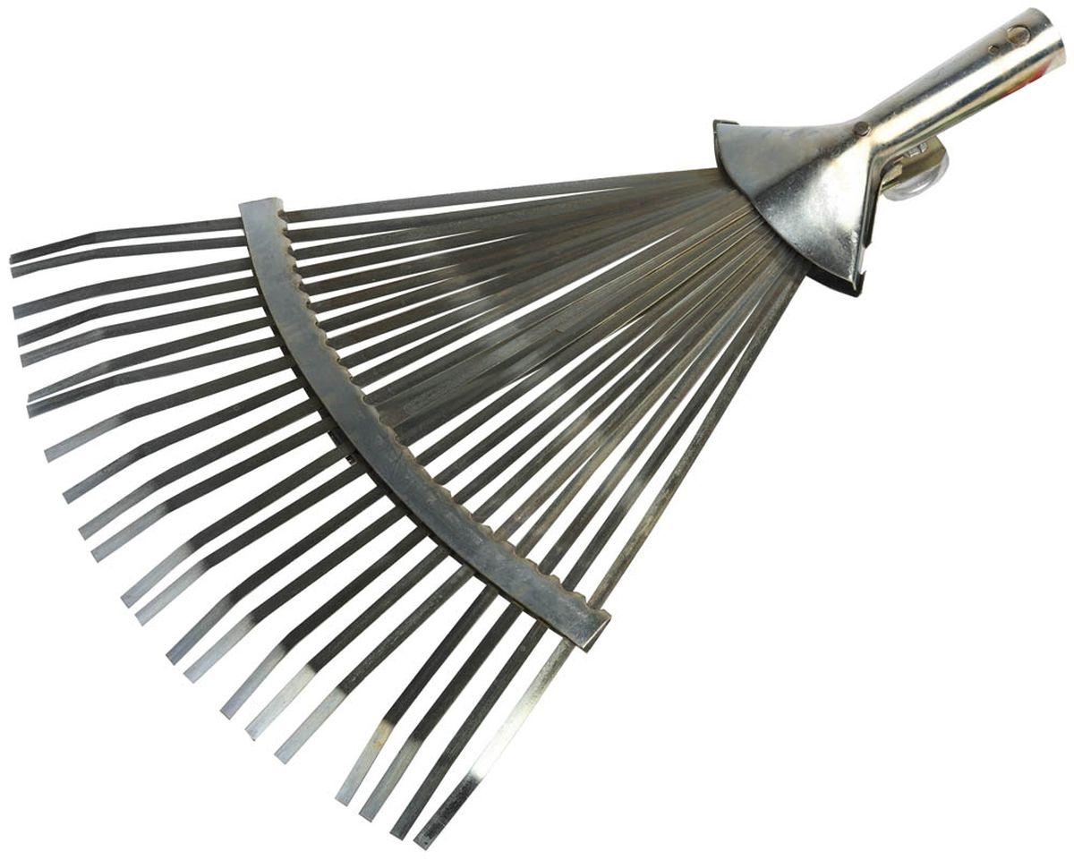 Грабли Grinda веерные регулируемые, 22 плоских зубца, 320 мм - 420 мм8-421875_z01Веерные грабли Grinda регулируемые 22 плоских зубца предназначены для проведения садово-огородных работ. Инструмент с регулируемыми зубцами используется для сбора опавшей листвы и скошенной травы. 22 зуба способны регулироваться по ширине. Ширина рабочей части от 30 до 42 см.