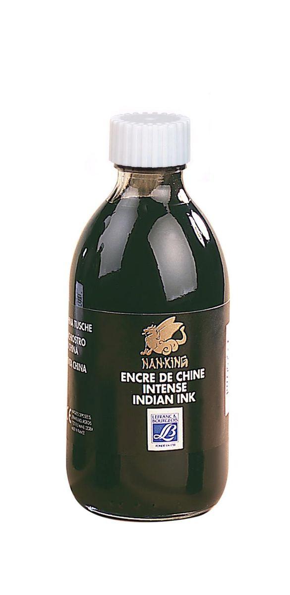 Тушь индийская Lefranc & Bourgeois, 250 млLF059075Индийская тушь Lefranc & Bourgeois изготавливается традиционным способом из спиртового раствора шеллака и сажи, благодаря этому обладает глубоким черным тоном. Она готова к использованию, но при необходимости разбавляется водой. Наносится кистью или пером. После высыхания становится несмываемой.
